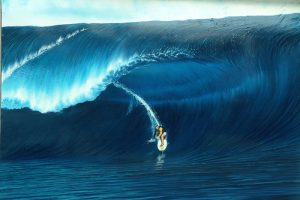 ombak pantai plengkung g land 300x200 West Java Surfing Review