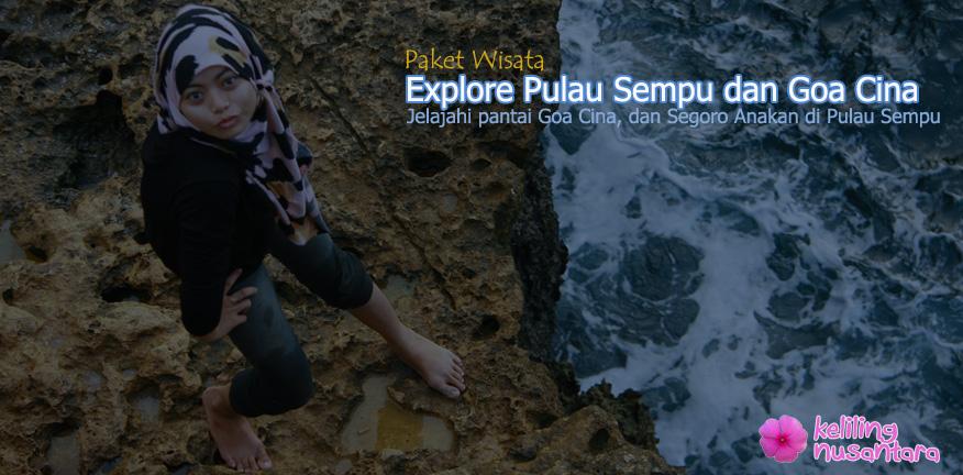 Paket Wisata Explore Pulau Sempu dan Goa Cina Explore Sempu island dan Goa Cina