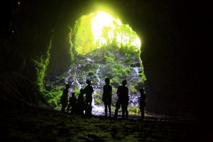 Goa Jomblang Gunung Kidul Yogyakarta 300x200 Explore Gunung Kidul   Yogyakarta 2D1N