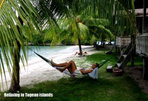 Relaxing in Togean islands 300x205 Taman Nasional Kepulauan Togean, Sulawesi Tengah