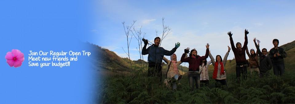 Keliling Nusantara – Open Trip Event Schedule 2014