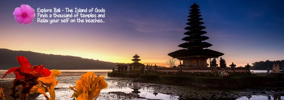 Bali – The Island of Gods