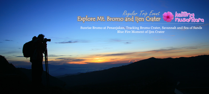 Banner Bromo Ijen1 Explore Mt. Bromo and Ijen Crater