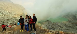 Ijen Crater 300x136 7 Days Tour Itinerary To Explore Ijen Crater, Alas Purwo, Sukamade – Meru Betiri, Bromo and Madakaripura Waterfall