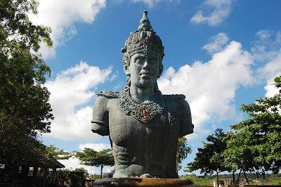 GWK cultural park 10 Hours Tour of Bali   Tanjung Benoa   GWK   Nyangnyang   Uluwatu and Jimbaran