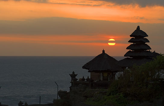 uluwatu temple sunset jimbaran bali indonesia 10 Hours Tour of Kuta Bali