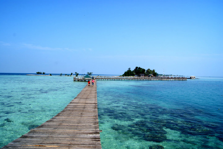 Jelajah Wisata Pulau Tidung Welcome