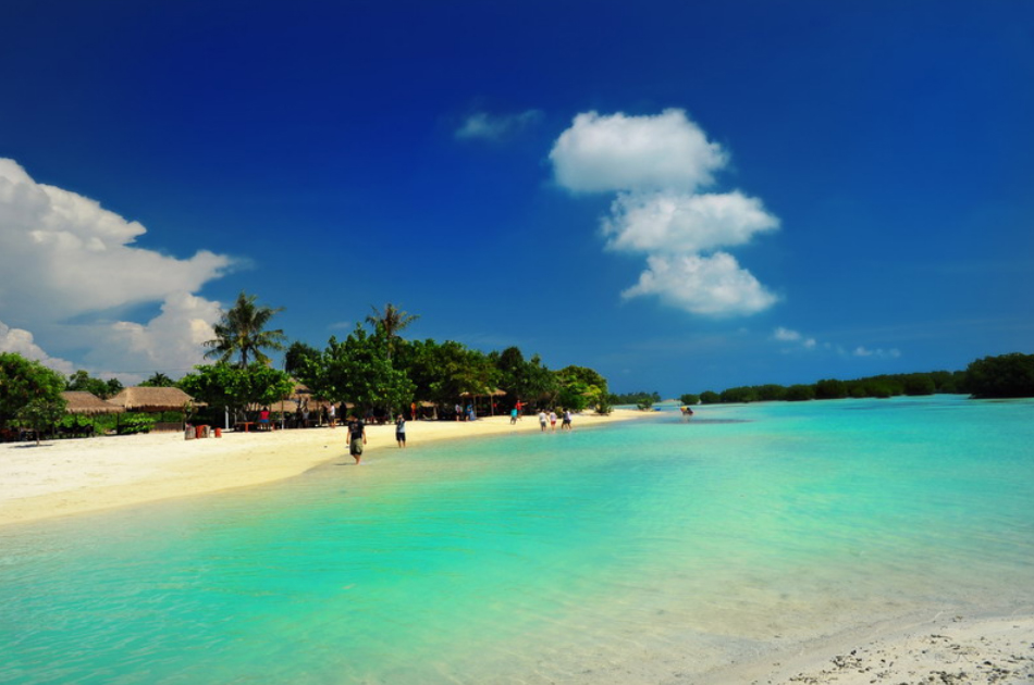 Pulau Pari - Kepulauan Seribu