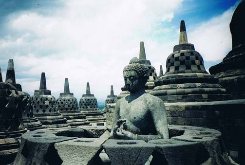 Borobudur Welcome