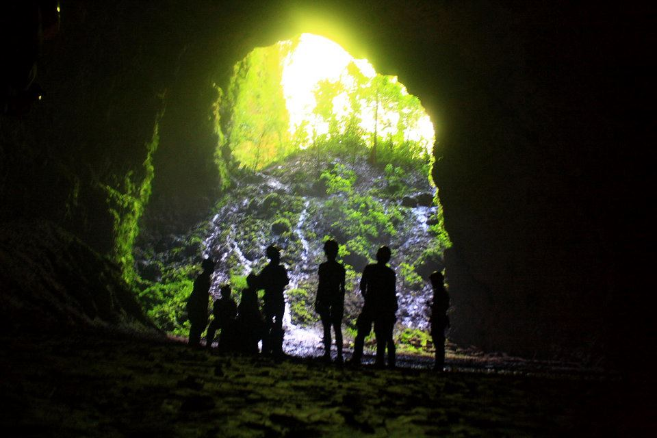 Goa Jomblang - Gunung Kidul, Yogyakarta