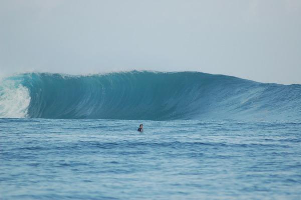 Ombak Tujuh - O7 - Saven Waves - Ujung Genteng