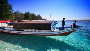 gili trawangan lombok 300x172 Explore Lombok – Introduction with Sasak Tribe and Enjoy Wonderful Gili islands
