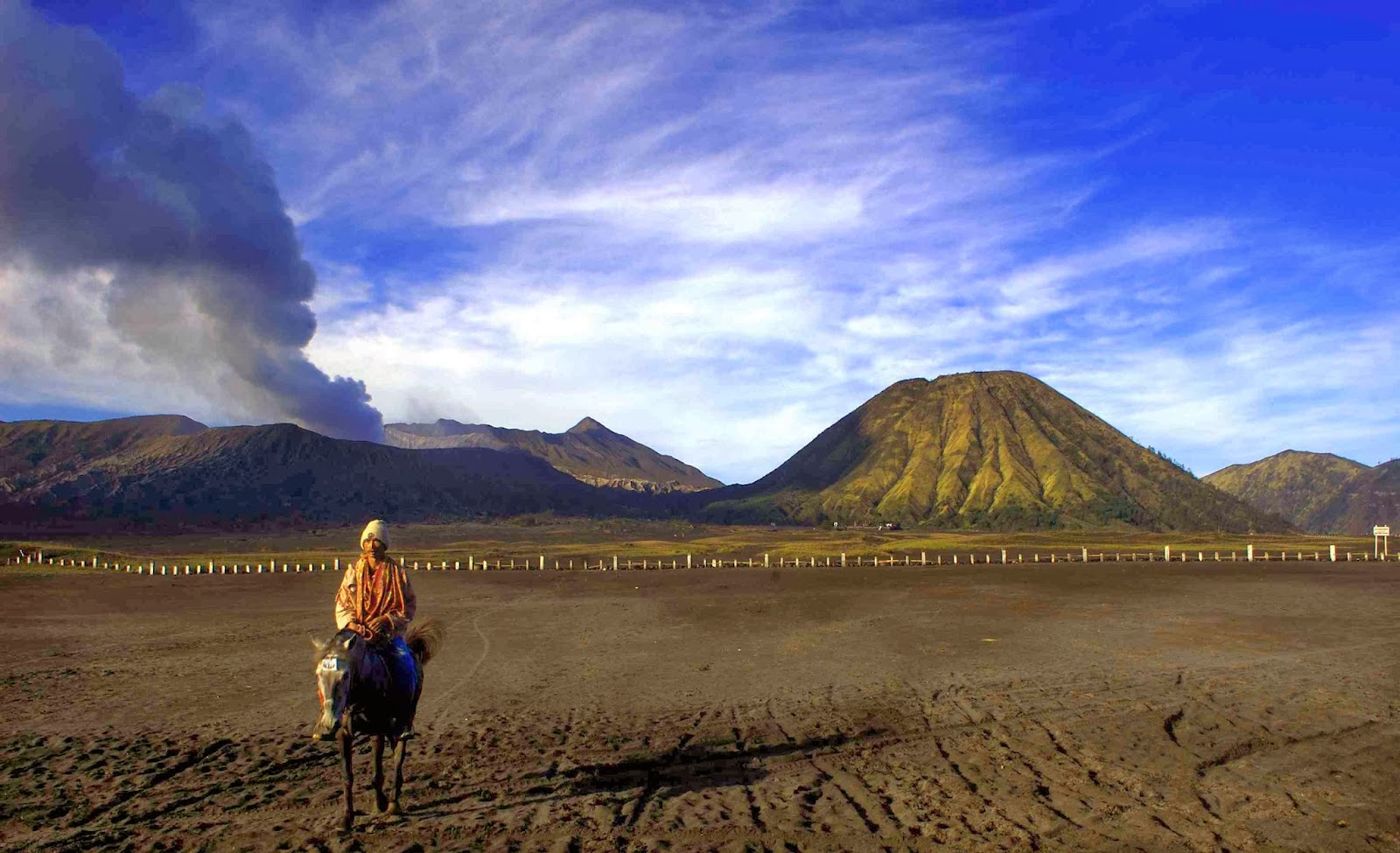 Bromo Welcome