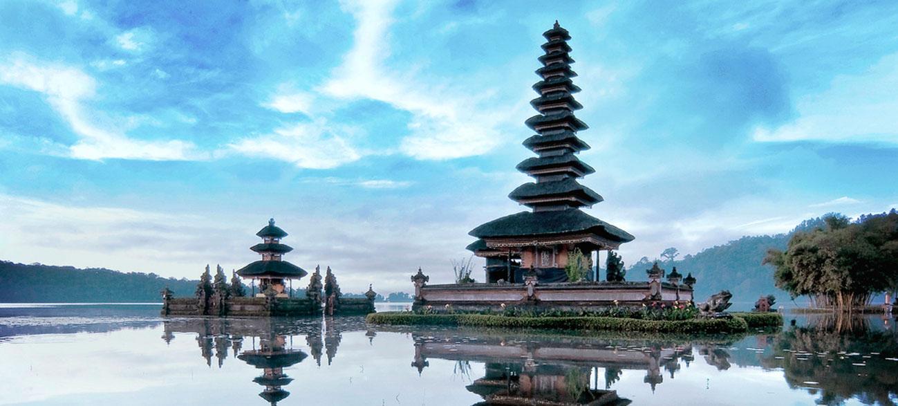 Water Temple, Bedugul - Bali