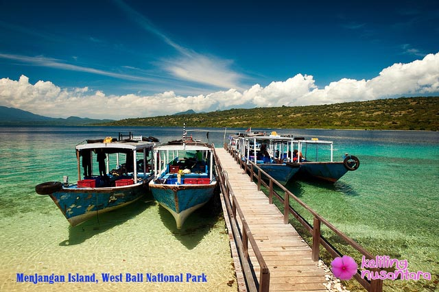 Menjangan Island - West Bali National Park