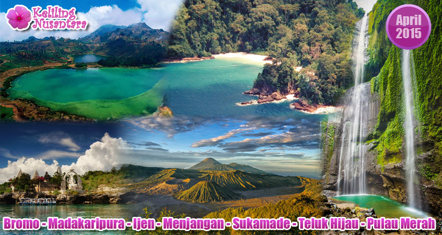 fb ads Open Trip With Keliling Nusantara