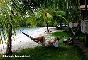Relaxing in Togean islands 300x205 Taman Nasional Kepulauan Togean, Sulawesi Tengah