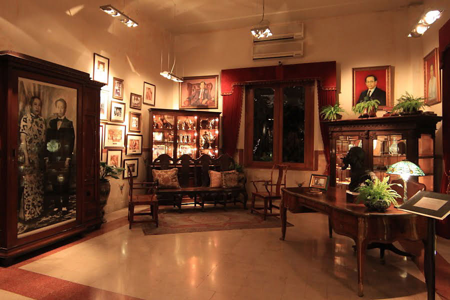 Inside House of Sampoerna