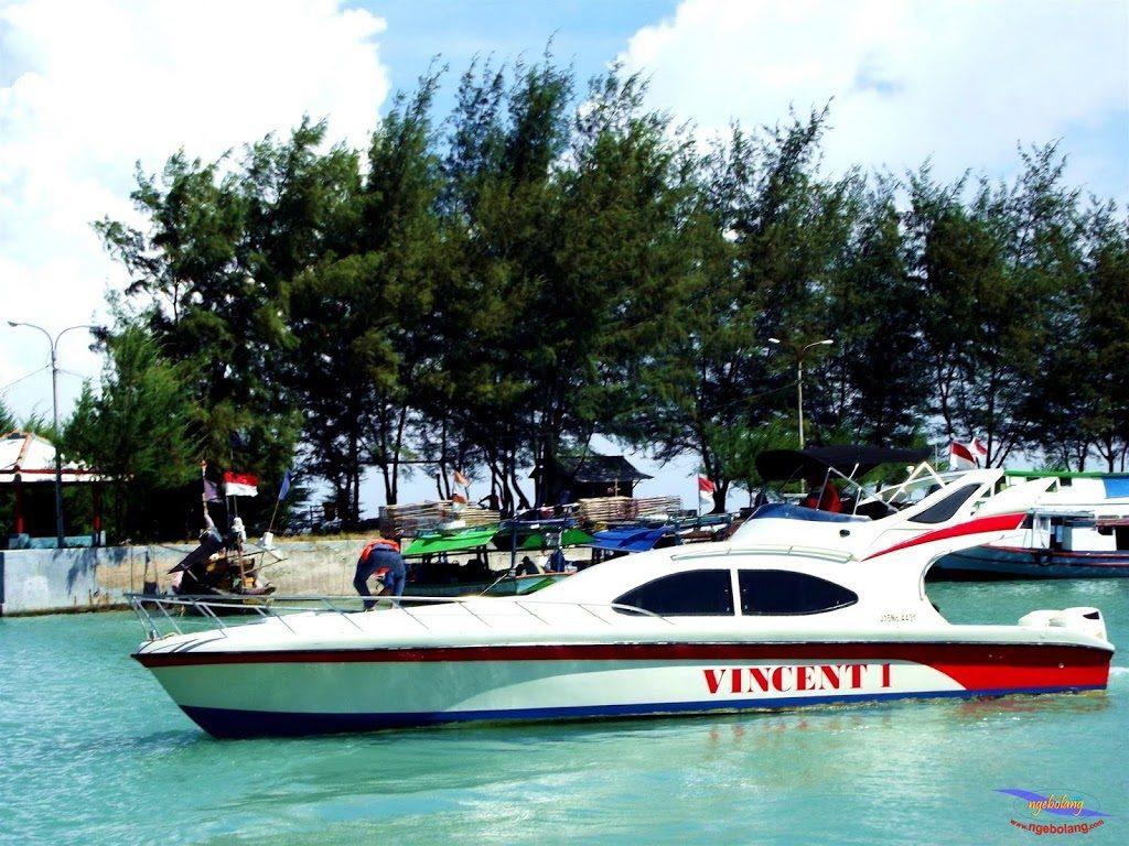 Speedboat Pulau Pari