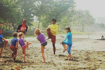 Kids surf lesson in Canggu Batu Bolong 400x267 Welcome