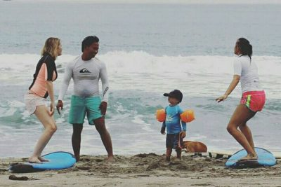 Surf lesson in Canggu 400x267 Search tour package
