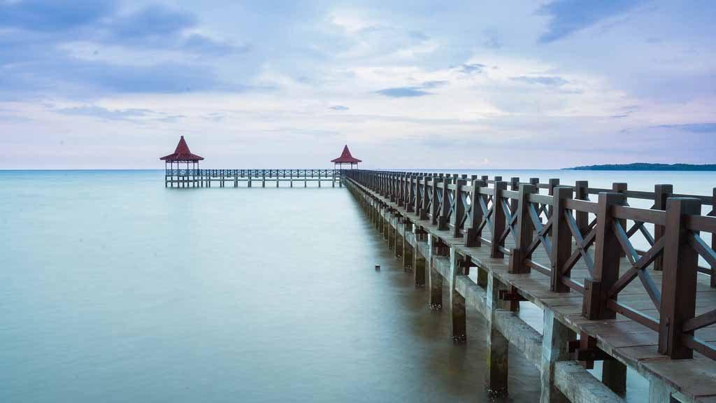 Bentar beach Probolinggo