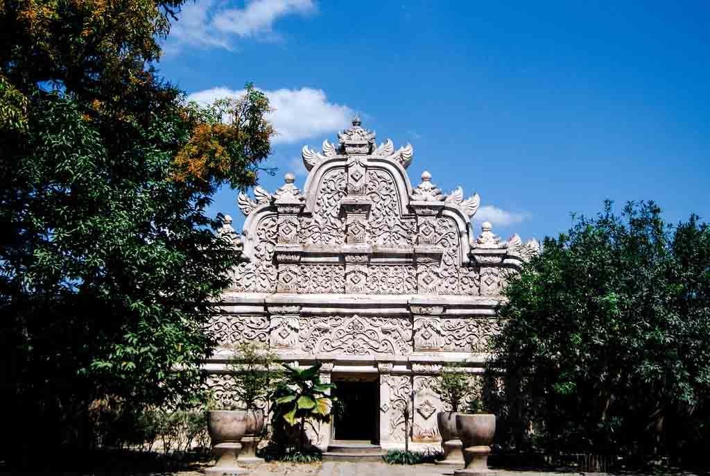 Gerbang Tamansari Yogyakarta