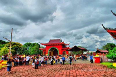 Pagoda Sam Po Kong Semarang