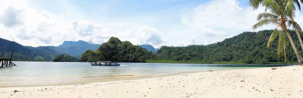 Panorama Pulau Pasumpahan