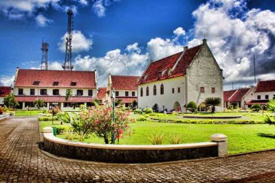 Fort Rotterdam Makassar 400x267 Search tour package