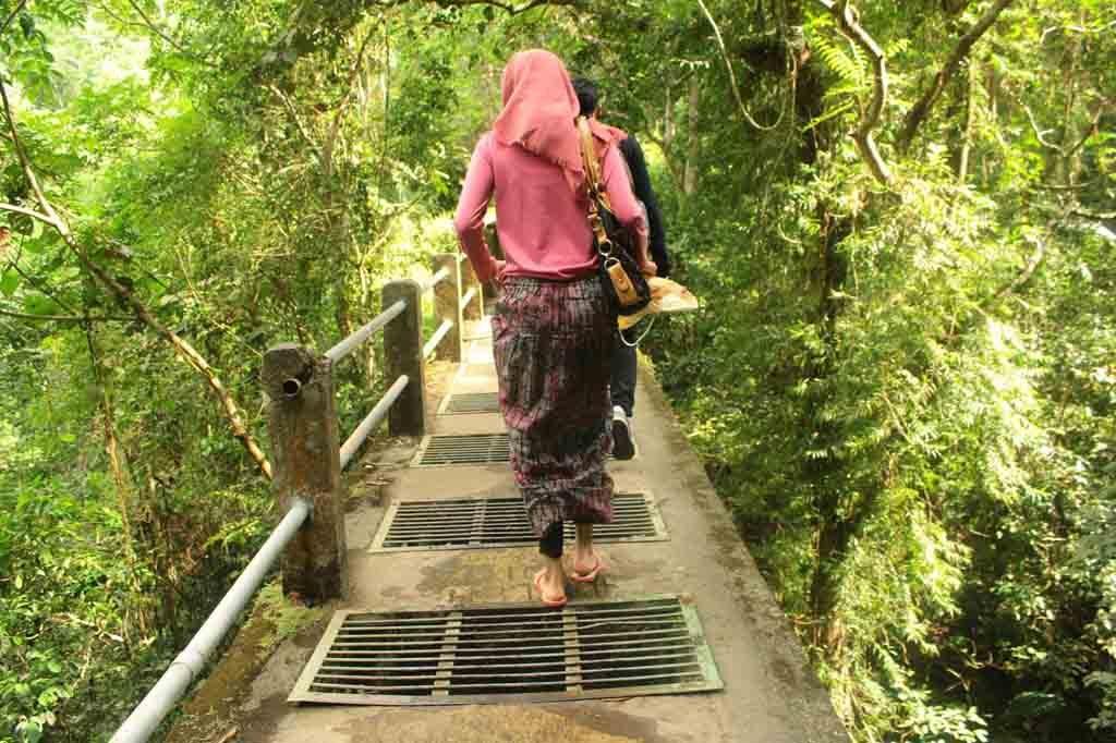 Jalur trekking menuju Sendang Gile dan Tiu Kelep 1024x682 Read this before getting to Lombok from Bali