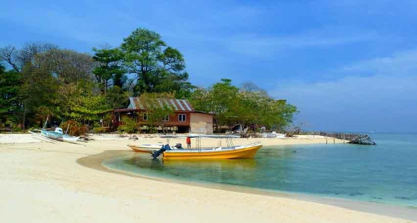 Samalona island - Makassar