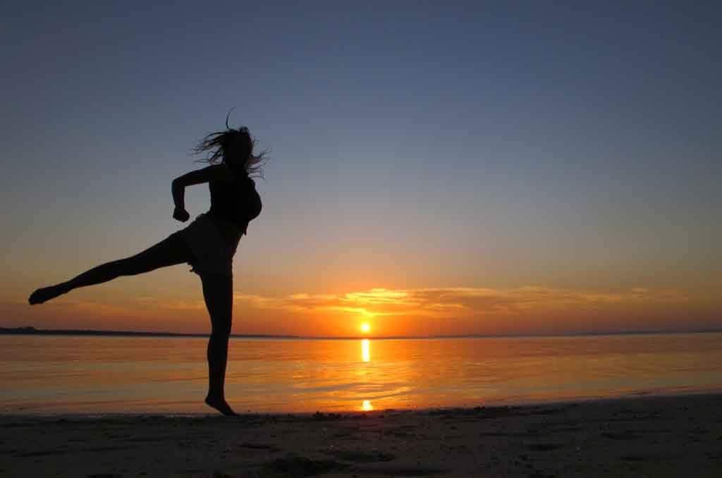 Sunset in Wakatobi