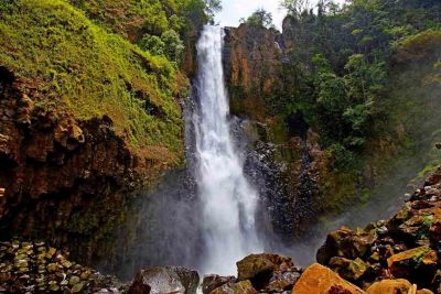 Takapala waterfall - Gowa