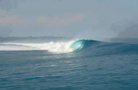 %name Panaitan Island Surfing Spot  Best Surf Break In West Java
