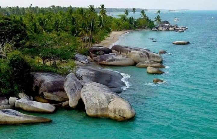 %name Kepulauan Natuna Permata Indonesia dari Utara