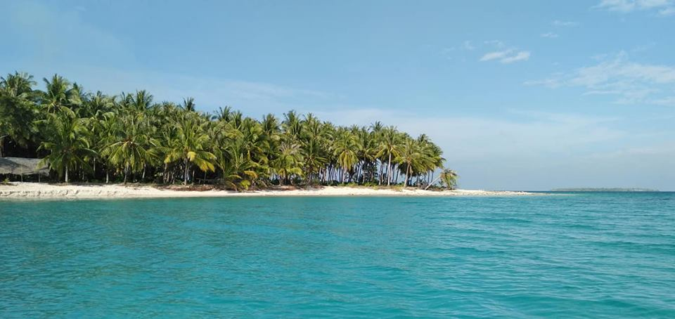 Pulau Panjang Natuna Kepulauan Natuna Permata Indonesia dari Utara